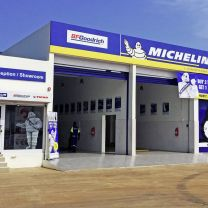Tyre Service Centre in Tema