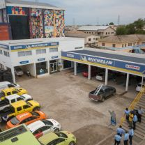 Accra Service Centre, C362/1 Nsawam Road, Avenor Junction