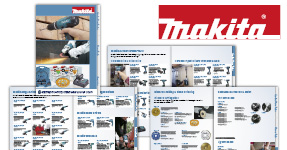 Donwload our new Makita catalogue