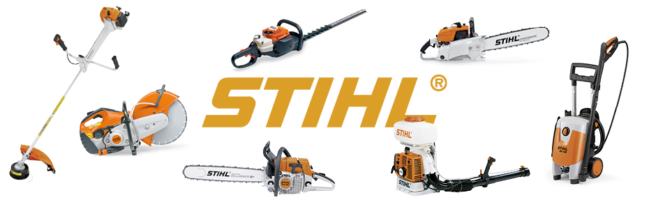 Stihl equipment at C.Woermann Ghana