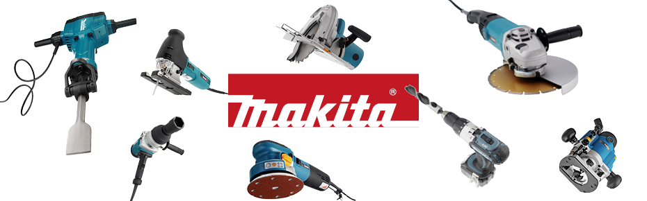 Makita equipment at C.Woermann Ghana