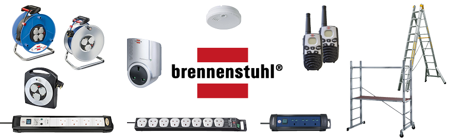 Brennenstuhl equipment at C.Woermann Ghana